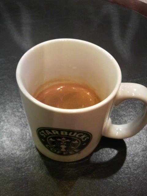 今日のコーヒー